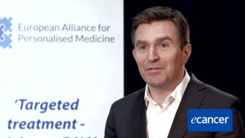 Roche joining forces to forward precision oncology ( Ian Walker - Roche Foundation Medicine, Basel, Switzerland )