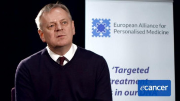 Developing drugs for personalised medicine ( Prof Simon Hollingsworth - AstraZeneca, Cambridge, UK )