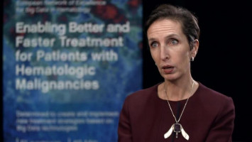 Different perspectives shaping the HARMONY project ( Patricia Van Dijck - Novartis )
