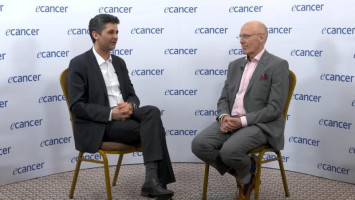 Expert insight: Metastatic hormone sensitive prostate cancer latest ( Professor Karim Fizazi and Professor Nicholas James )