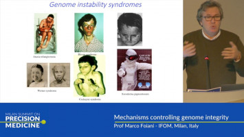 Mechanisms controlling genome integrity ( Prof Marco Foiani - IFOM, Milan, Italy )