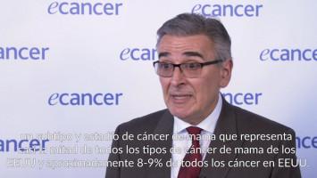 La mayoría de las pacientes con cáncer de mama podrían evitar la quimioterapia con el uso de pruebas genéticas ( Dr Joseph Sparano - Albert Einstein Cancer Center, New York, Estados Unidos )
