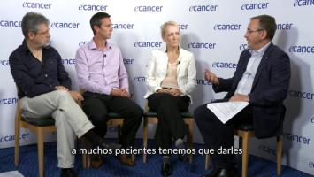 Nuevas perspectivas sobre el dolor intercurrente en cáncer (BTcP) ( Dr Andrew Davies, Dr Jason Boland, Dr Didier Mayeur, Dra Ante Koller )