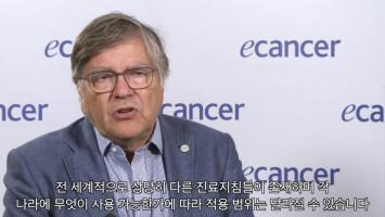 항암화학요법으로 인한 호중구감소증과 G-CSF의 역할 ( 마티 아프로 교수 - 제놀리어 암 센터, 스위스 제놀리어 )