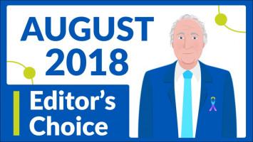 Editor's Choice for August 2018 ( Prof Gordon McVie - Founding Editor, ecancer )