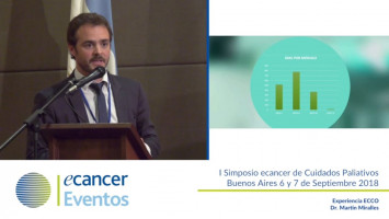 Experiencia ECCO ( Dr. Martin Miralles - Director Médico, ECCO Salud, Argentina )