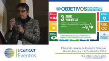 De la política mundial a las políticas locales en cuidados paliativos. ( Dra. Tania Pastrana - Presidente ALCP )