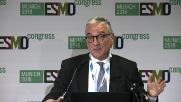 Results from the PALOMA-3 trial for advanced breast cancer ( Prof Massimo Cristofanilli - Feinberg School of Medicine, Chicago, USA )