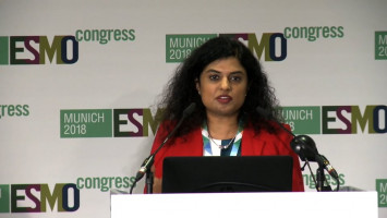 The past, present and future of treating ovarian cancer ( Dr Susana Banerjee - The Institute of Cancer Research, London, UK )
