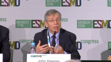 Comment on the JAVELIN study: RCC immunotherapy ( Prof John Haanen - Netherlands Cancer Institute, Amsterdam, Netherlands )