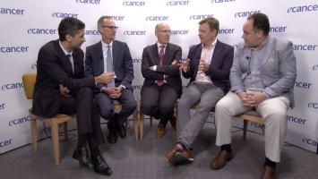 Key developments in prostate cancer ( Prof Nicholas James, Prof Karim Fizazi, Prof Matthew Smith, Prof Álvaro Pinto and Dr Mark Beresford )