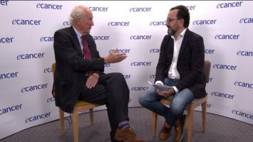 Latest advances in treatment for ALK positive NSCLC ( Prof Gordon McVie,  Dr Lázaro Quintela )