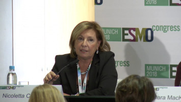 Comment on 'Ovarian Cancer: An ESMO Guide for Patients' ( Dr Nicoletta Colombo - Istituto Europeo di Oncologia, Milan, Italy )