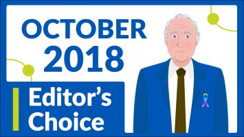 Editor's Choice for October 2018 ( Prof Gordon McVie - Founding Editor, ecancer )