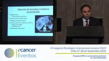 Programa HIPEC en carcinomatosis peritoneal. ( Dr. Jean Michel Butte - Fundación Arturo López Pérez, Santiago, Chile. )