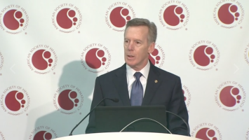 Results from the MEDALIST trial for patients with anaemia in MDS ( Dr Alan List - Moffitt Cancer Center, Tampa, USA )