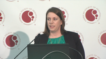 Ibrutinib outperforms chemoimmunotherapy in older patients with chronic lymphocytic leukaemia ( Dr Jennifer Woyach - The Ohio State University Comprehensive Cancer Center, Columbus, USA )