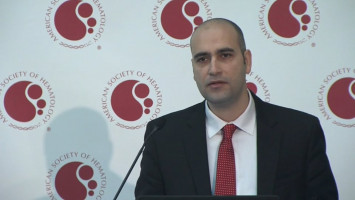 Machine learning algorithm improves prognosis accuracy for patients with myelodysplastic syndromes ( Dr Aziz Nazha - Cleveland Clinic, Cleveland, USA )