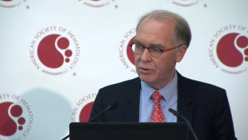 Daratumumab increases PFS in patients with transplant-ineligible multiple myeloma ( Prof Thierry Facon - Hôpital Claude Huriez, Lille, France )