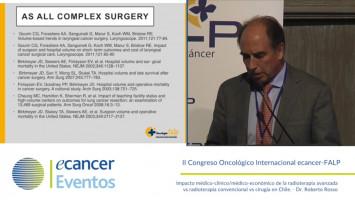 Global access cirugía compleja ( Dr. Luis Marín - Fundación Arturo López Pérez, Santiago, Chile )