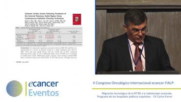Migración tecnológica de la RT3D a la radioterapia avanzada. Programa de los hospitales públicos españoles ( Dr. Carlos Ferrer - Hospital Provincial, Castellón, España. )