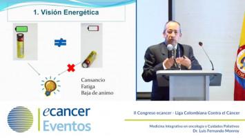 Medicina Integrativa en oncología y Cuidados Paliativos ( Dr. Luis Fernando Monroy - Universidad de Bogotá Bogotá, Colombia )