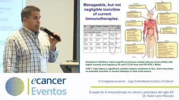 El papel de la inmunoterapia en cáncer a principios del siglo XX ( Dr. Kalet León Monzón - Centro de Inmunología Molecular-CIM La Habana, Cuba )