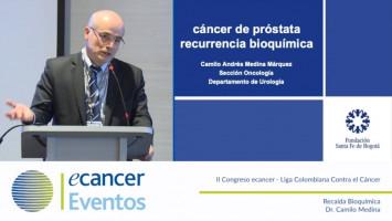 Recaída Bioquímica ( Dr. Camilo Medina - Fundación Santa Fé de Bogotá Bogotá, Colombia )