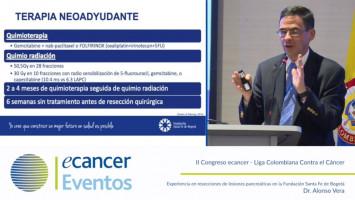 Experiencia en resecciones de lesiones pancreáticas y hepáticas en la Fundación Santa Fe de Bogotá ( Dr. Alonso Vera - Fundación Santa Fe de Bogotá Bogotá, Colombia )