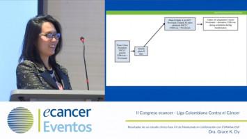 Resultados de un estudio clínico fase I/II de Nivolumab en combinación con CIMAVax-EGF ( Dra Grace K. Dy - Roswell Park Cancer Institute, USA )