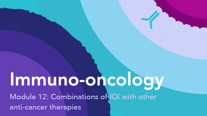 Combinations of IOI with other anti-cancer therapies