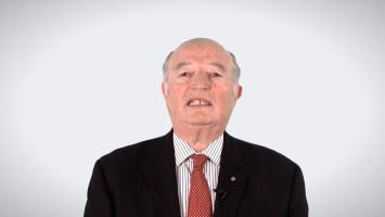 Presentación de Eduardo Cazap, nuevo Editor jefe de ecancermedicalscience. (  )