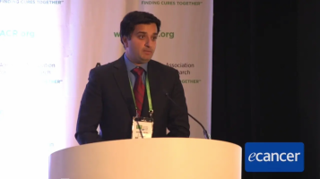 Immune checkpoint inhibitor combination efficacious for patients with high-grade neuroendocrine carcinoma ( Prof Sandip Patel - UC San Diego, San Diego, USA )