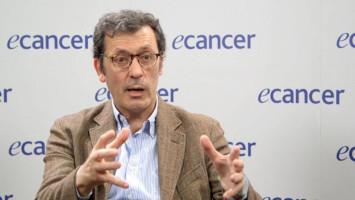Entrectinib in NTRK fusion-positive non-small cell lung cancer ( Dr Luis Paz-Ares - Hospital Universitario Doce de Octubre, Madrid, Spain )