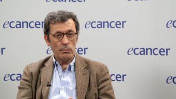 Entrectinib en el cáncer de pulmón con aberraciones genéticas. ( Dr. Luis Paz- Ares, Hospital Universitario Doce de Octubre, Madrid, España )