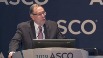 Comment: Reasonable to conclude that pembrolizumab is non-inferior to chemotherapy ( Dr Richard Schilsky and Dr Josep Tabernero )