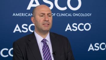 Biomarker analysis from JAVELIN Renal 101: Avelumab plus axitinib versus sunitinib in aRCC ( Dr Toni Choueiri - Dana-Farber Cancer Institute, Boston, USA )
