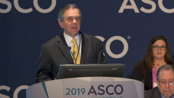 New agent targeting Nectin-4 produces responses in nearly half of patients with advanced urothelial cancer ( Prof Daniel Petrylak - Yale Cancer Center, New Haven, USA )