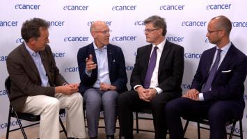 Clinical updates for metastatic hormone sensitive prostate cancer at ASCO 2019 ( Prof Rob Jones, Prof Nick James, Prof Ian Davis, Prof Axel Merseburger )