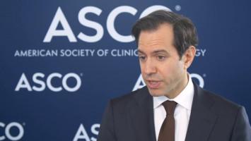 Maintenance pembrolizumab vs placebo for metastatic urothelial cancer ( Prof Matthew Galsky - The Mount Sinai Hospital, New York, USA )
