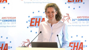 Venetoclax plus obinutuzumab improves PFS and MRD-negativity in patients with previously untreated CLL and comorbidities ( Dr Kirsten Fischer - Uniklinik Köln, Cologne, Germany )