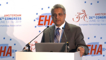 Venetoclax with bortezomib and dexamethasone shows good response but higher risk of treatment related death in RRMM ( Dr Shaji Kumar - Mayo Clinic, Rochester, USA )