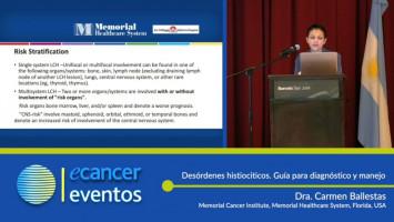 Desórdenes histiocíticos. Guía para diagnóstico y manejo ( Dra. Carmen Ballestas - Memorial Healthcare System, Florida, USA )