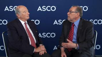 How will ASCO combat cancer disparities? ( Dr Eduardo Cazap, Dr Richard Schilsky )