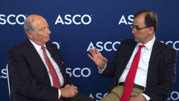 Tackling the increase in cancer cases worldwide ( Dr Eduardo Cazap and Prof Tezer Kutluk )
