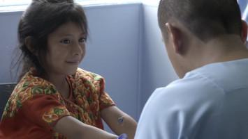"""How I Live""- a film about childhood cancers ( Meghan Shea, Irini Albanti, Mike Rogers )"