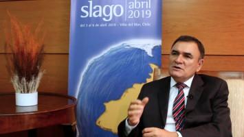 Palabras de bienvenida SLAGO 2019 ( Dr. Jorge Gallardo -  Presidente de la Fundación Chilena para el Desarrollo de la Oncología, Chile )