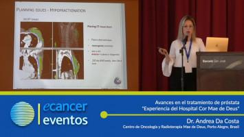 Del hipofraccionamiento al ultra-hipofraccionamiento de mama. ( Dra Andrea da Costa - Centro de Oncología Radioterápica Mae de Deus, Porto Alegre, Brasil )