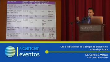 Uso de protones en cáncer de mama. ( Dr Carlos E. Vargas - Mayo Clinic, Phoenix, Arizona, USA )