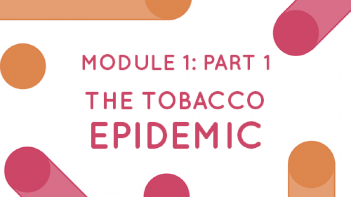 The Tobacco Epidemic: Part One